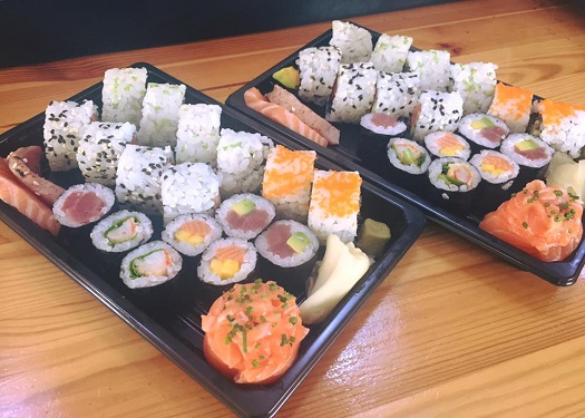 Sushi4Home Catering