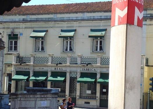 Restaurante Real Fabrica